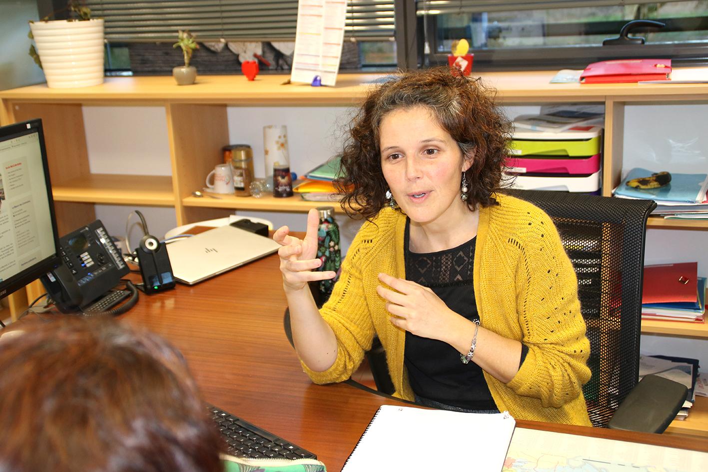Entretien Autrélie Martineau avec agent
