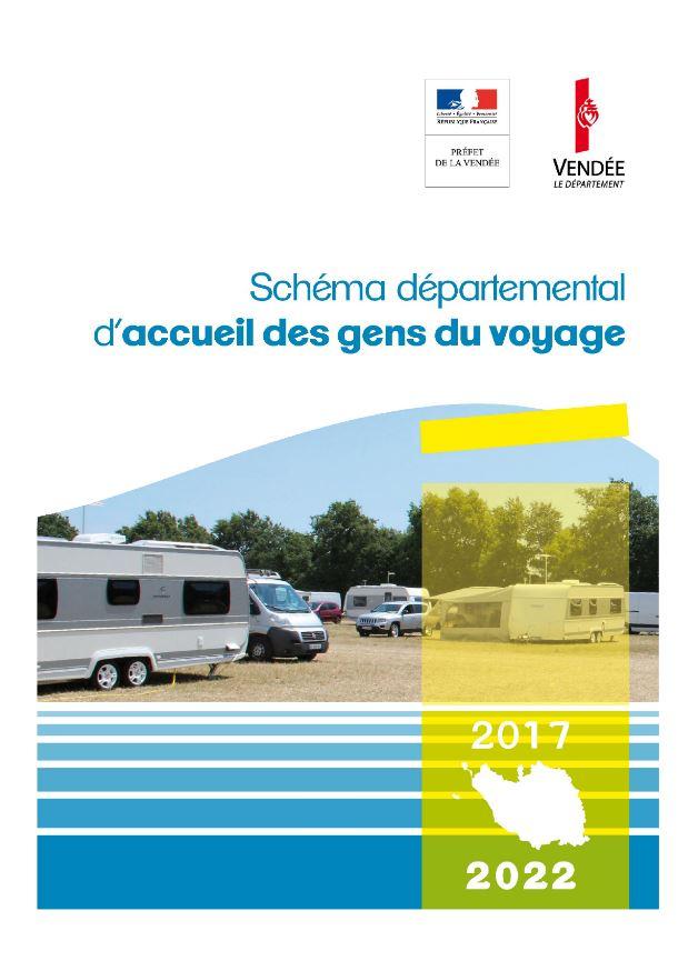Page de présentation Schéma départemental gens du voyage 2017-2022