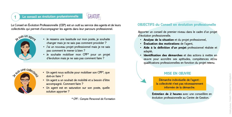 Schéma Conseil en évolution professionnelle